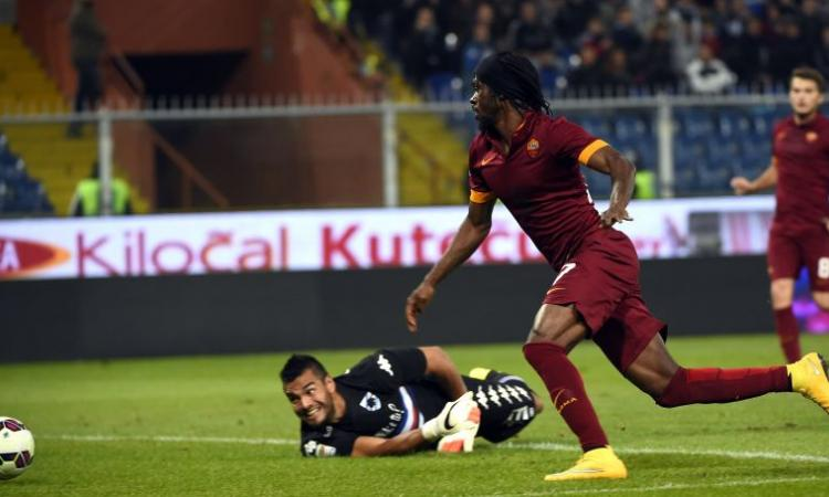 Sampdoria-Roma 0-0: HIGHLIGHTS