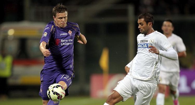 Fiorentina: Ilicic sempre più lontano