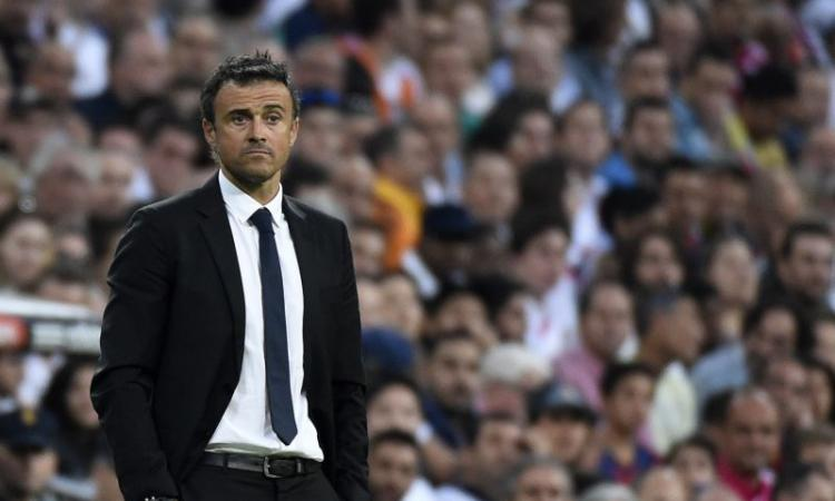 VIDEO Barcellona, Luis Enrique: 'Bisogna restare uniti'