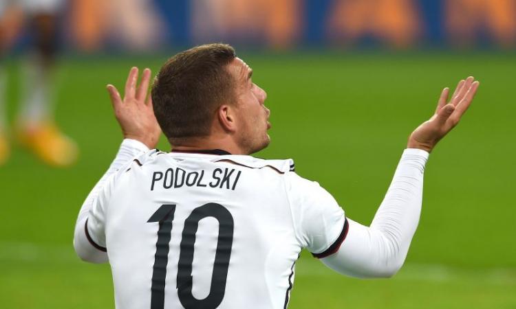 Arsenal: nuova pretendente per Podolski