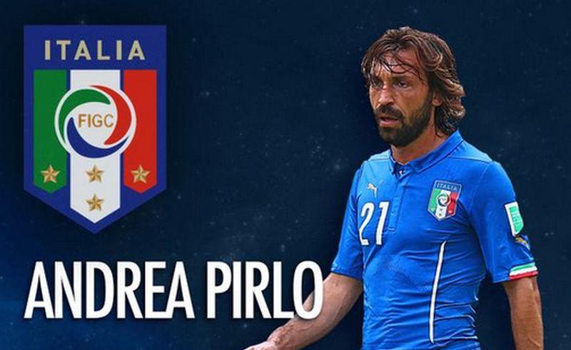 Italia: Conte deve portare Pirlo a Euro 2016?