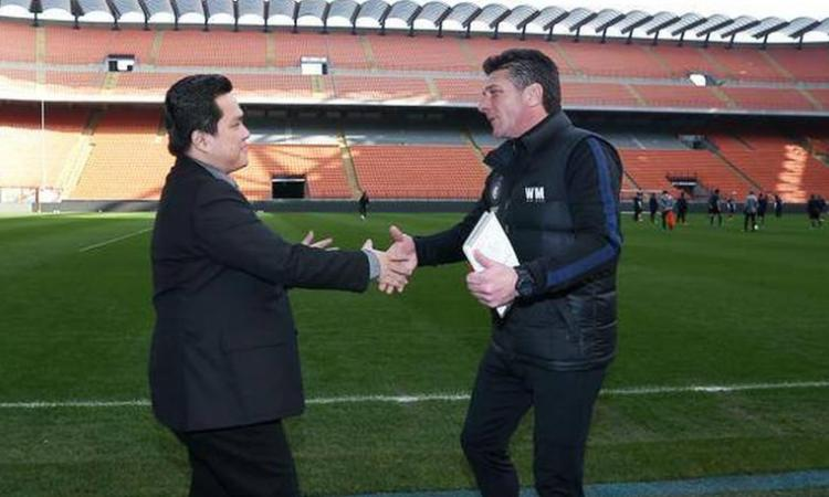 Inter: Thohir dà l'ultimatum a Mazzarri