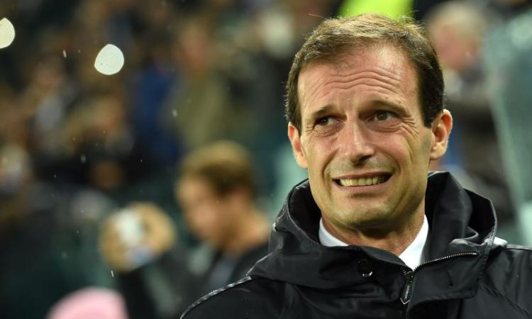 VIDEO Juve, Allegri: 'Con la Roma gara non decisiva e attenzione al Napoli. Vidal può farcela, non rischio Pogba'
