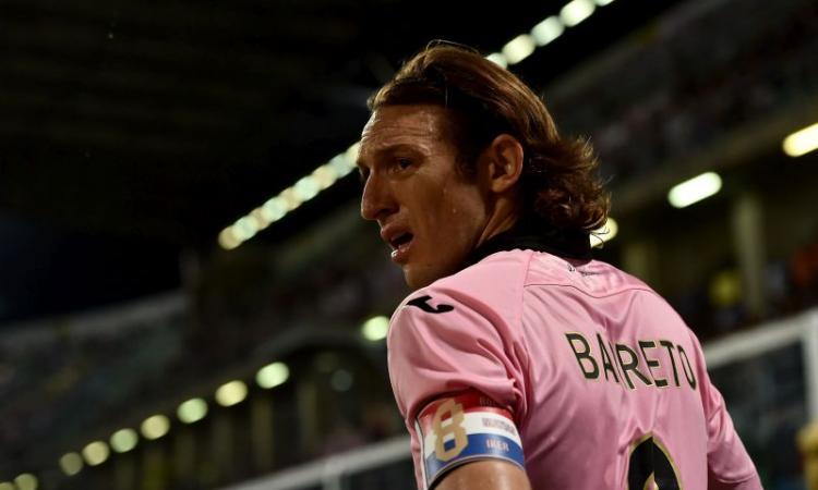 Sampdoria: preso Barreto