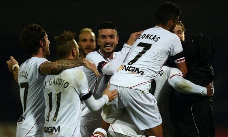 Serie B, Catania-Carpi: per i bookie vinceranno gli ospiti