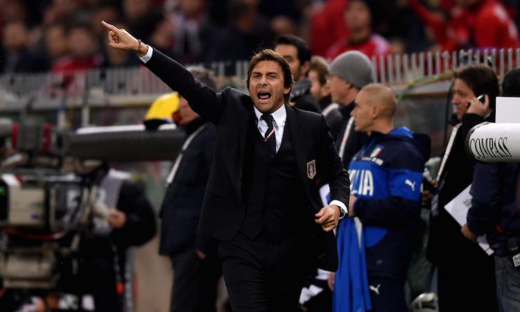 Conte ammicca al Milan: 'Anche un club di Serie A dopo la Nazionale'