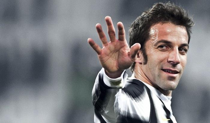 Alessandro Del Piero, legenda Juventus