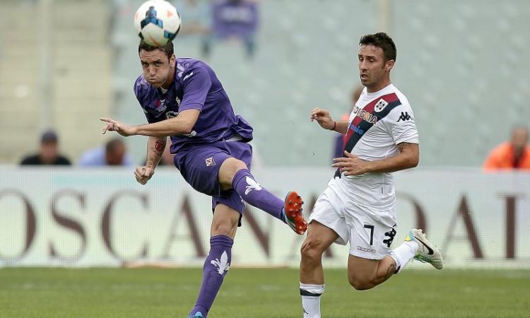 Fiorentina, Rodriguez: 'Siamo una squadra nata per attaccare'