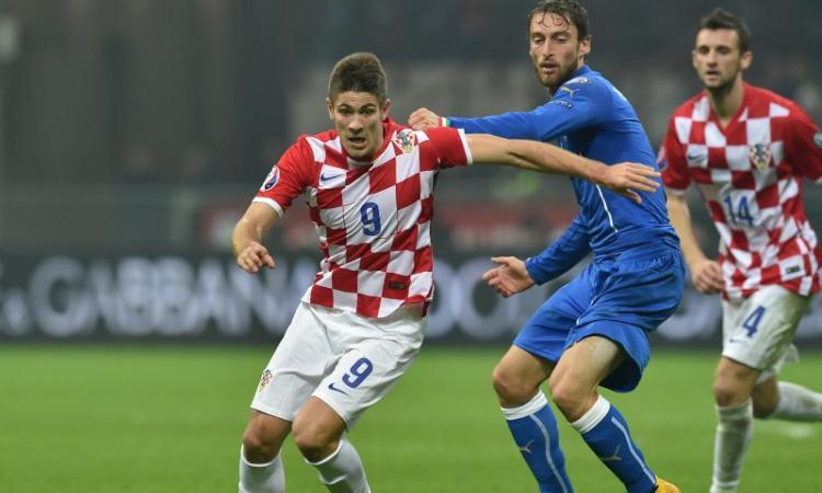 Kramaric, il Rijeka a Milano per parlare con Inter e Milan. Su Brozovic e Perisic...