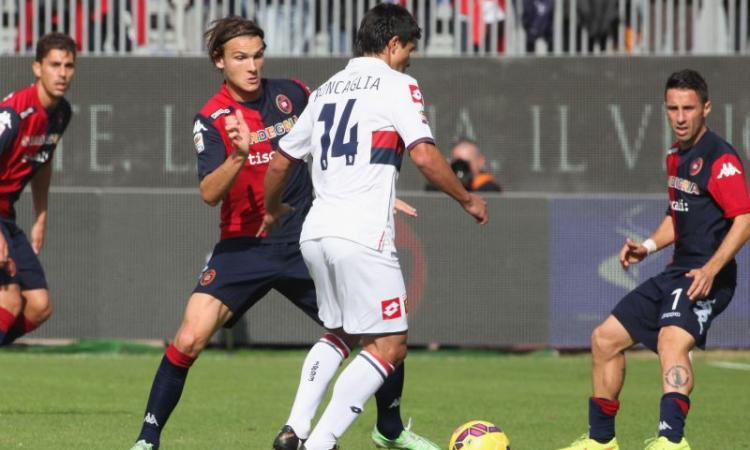 Genoa sbadato: quanti gol per errori evitabili