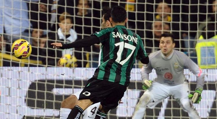 Sassuolo, lo Schalke 04 vuole Sansone