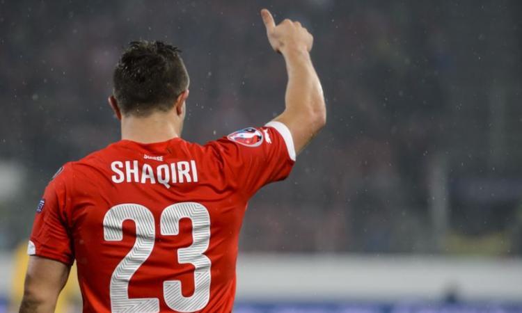 Shaqiri dice sì, l'Inter vola a Monaco