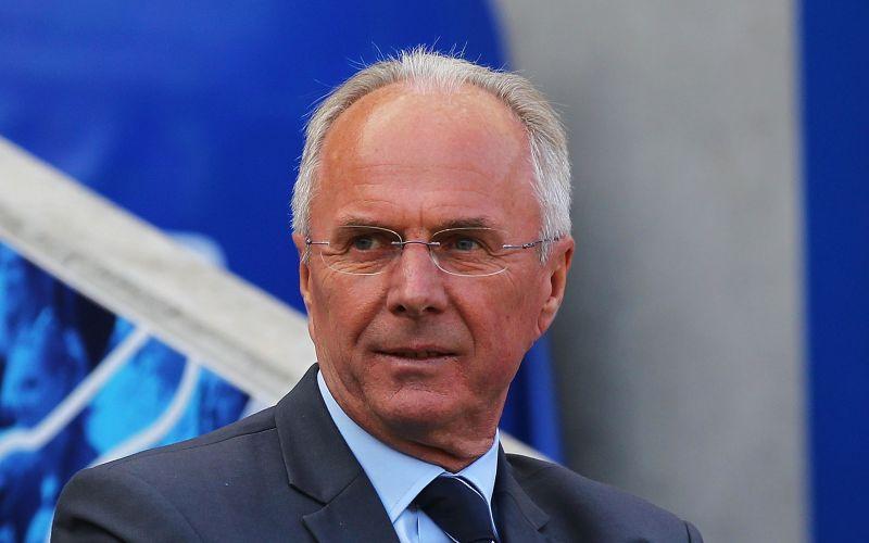 Sven-Göran Eriksson, il romano svedese