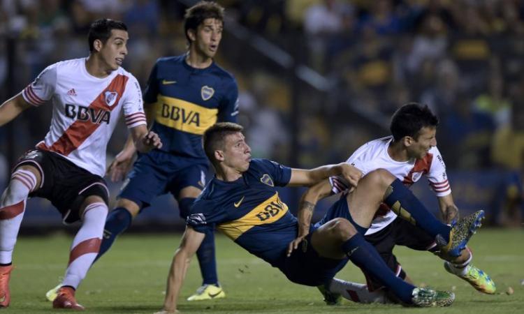 C'era una volta il Boca-River di Tevez e Higuain: in Copa Sudamericana Vangioni e Meli deludono anche il Milan