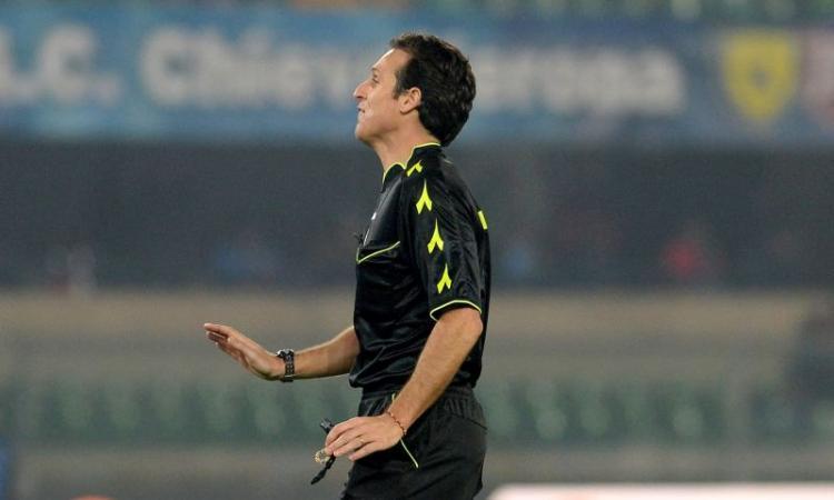 Fiorentina-Sassuolo: arbitra Banti