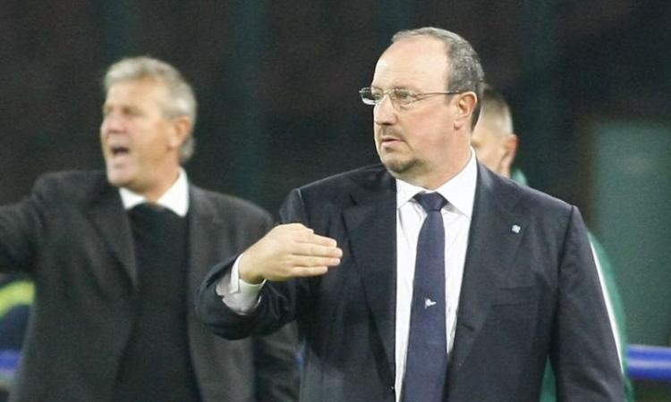 Napoli, Benitez continua ancora a 'nascondersi'