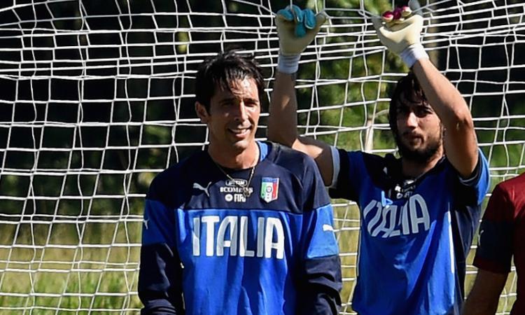 Italia, re Buffon abdica. Anche Perin in corsa per raccoglierne l'eredità