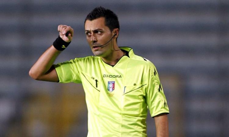 Verona-Milan: ecco l'arbitro