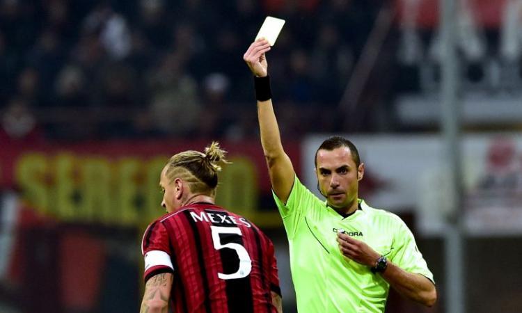 Milan-Carpi: ecco chi arbitra
