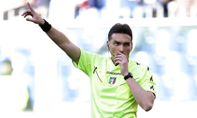 Genoa-Inter: la designazione arbitrale