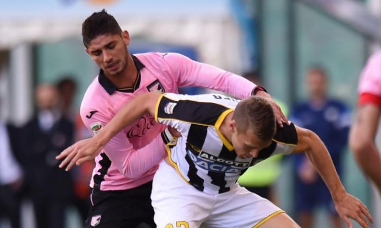 Allenamento Palermo: ancora due assenti