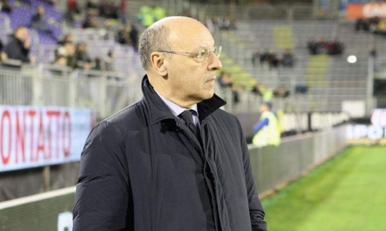Juve, Marotta: 'Arriverà un grande centrocampista. Keita? Più avanti...'