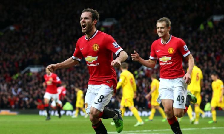 Manchester United, Mata verso la Liga