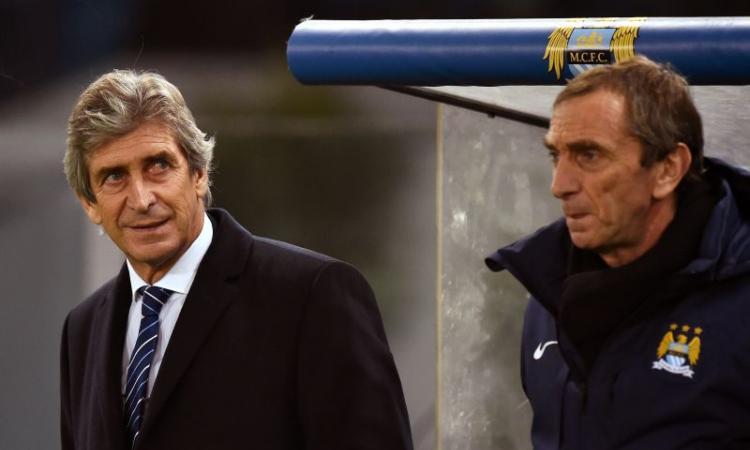 Manchester City: Pellegrini apre al rinnovo di un difensore