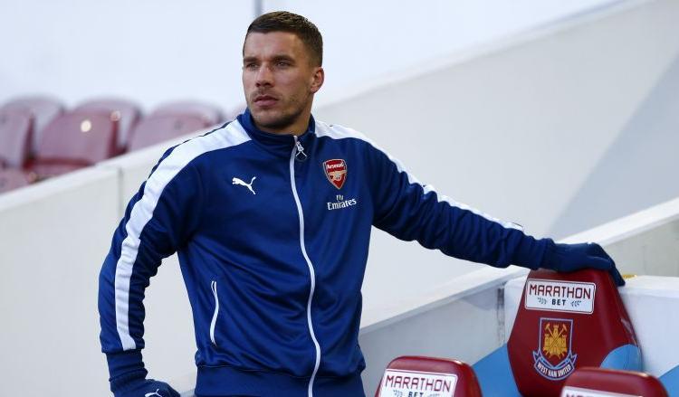 Inter, Wenger apre all'arrivo di Podolski