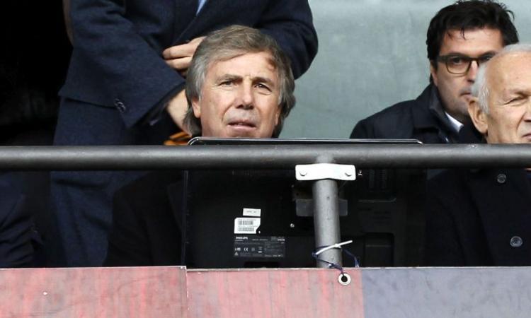 Genoa, Preziosi: 'Col Napoli possiamo fare punti. Non penso alla cessione del club'