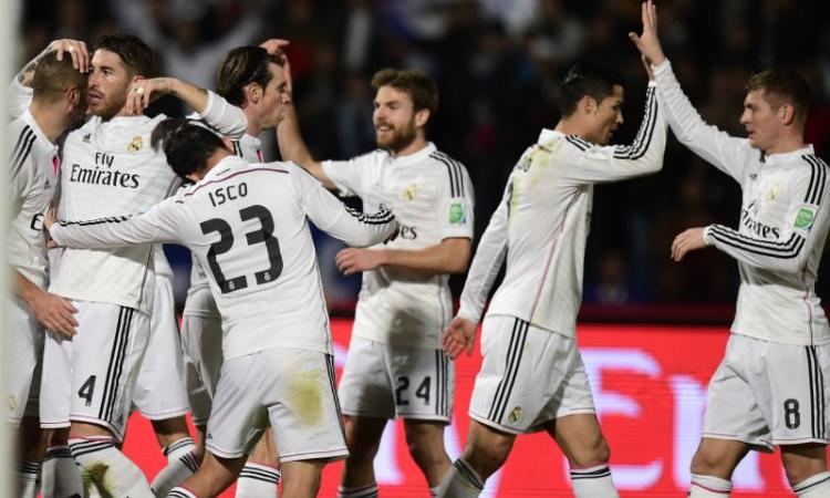 VIDEO Mondiale per club: il Real Madrid vince col Cruz Azul, 21 successi di fila e finale