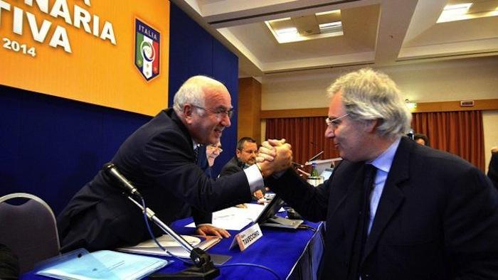 Tavecchio e Beretta, ma chi ha comprato il Parma? E chi sono i padroni del Bari?