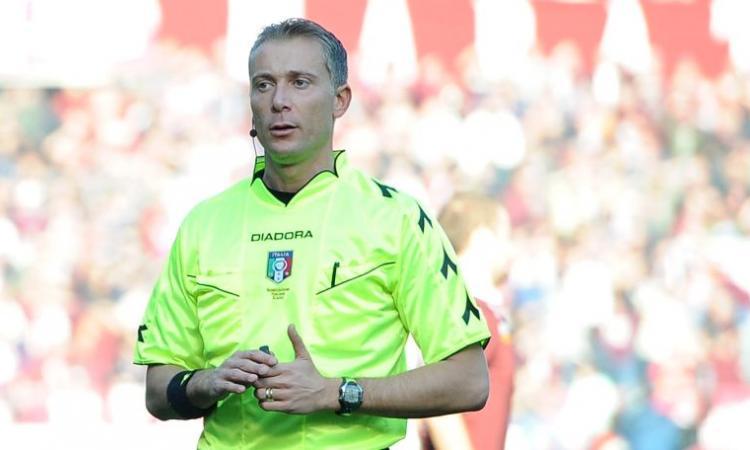 Carpi-Empoli: arbitra Valeri