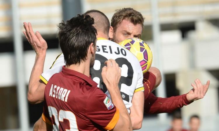 Roma, Astori: 'Coniato un nuovo termine, il gol-nongol'
