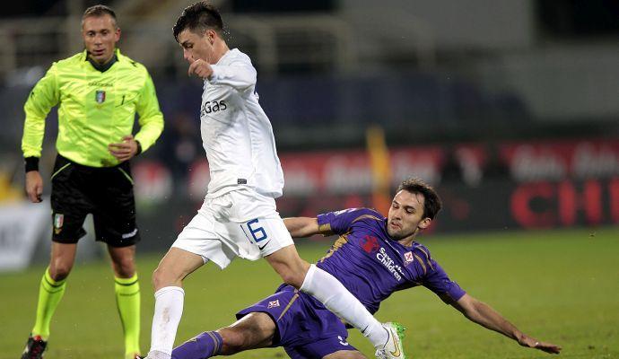 Milan, Baselli se parte Essien