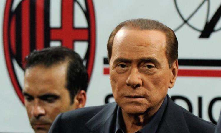 Milan, Berlusconi atterrato a Milanello