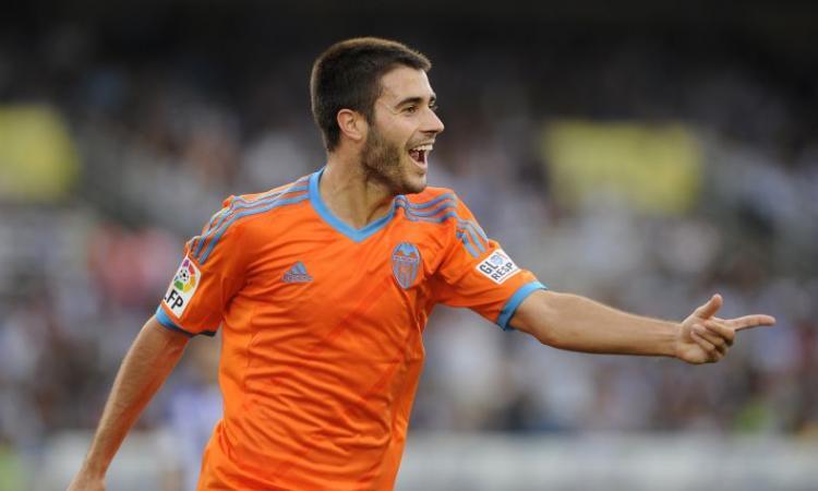Aston Villa: frenata per un attaccante del Valencia