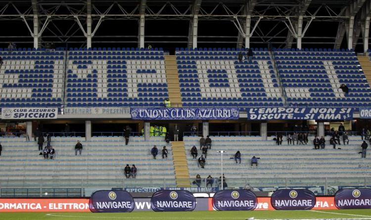 Empoli: 29 milioni per il nuovo stadio