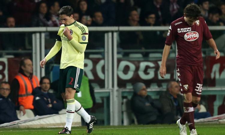 De Sciglio come Santon: il Milan torna sul mercato