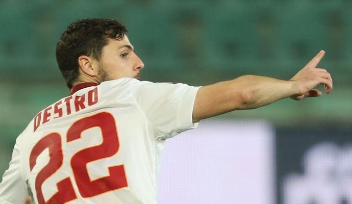 Il Milan attende il sì di Destro. Su Antonelli, Baselli e Munoz...