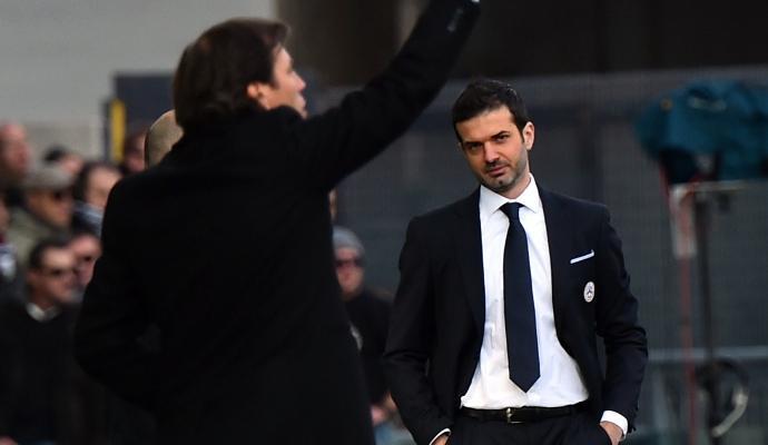 Udinese, Giaretta su Stramaccioni: 'Non rischia l'esonero'