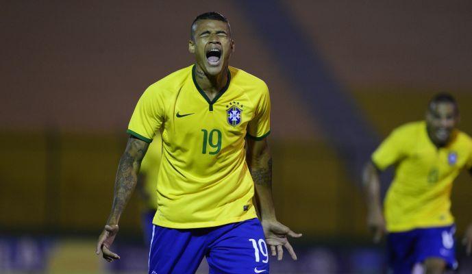Inter-Juve: minaccia inglese per un brasiliano
