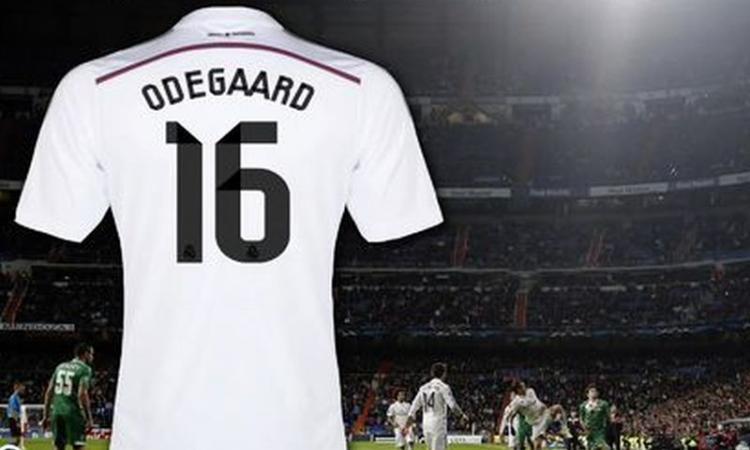 Odegaard: niente Juve, andrà al Real