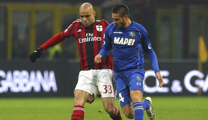 Genoa, vicini due giocatori del Sassuolo