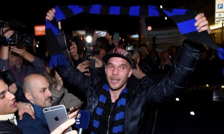 Sabatini: Podolski accolto come un campione, ma lo è davvero?