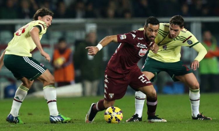 Cesena-Torino: le formazioni ufficiali