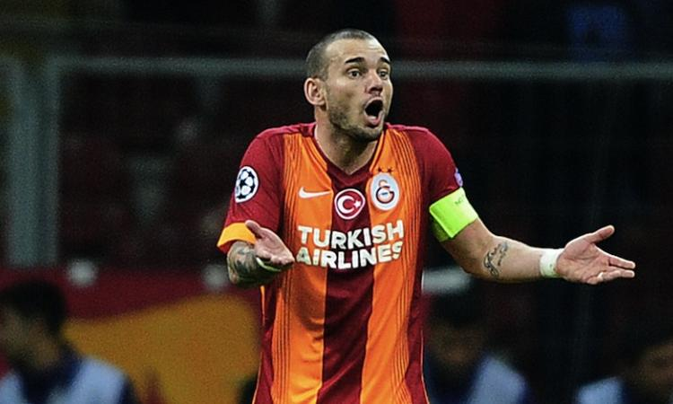Galatasaray, UFFICIALE: Sneijder rescinde