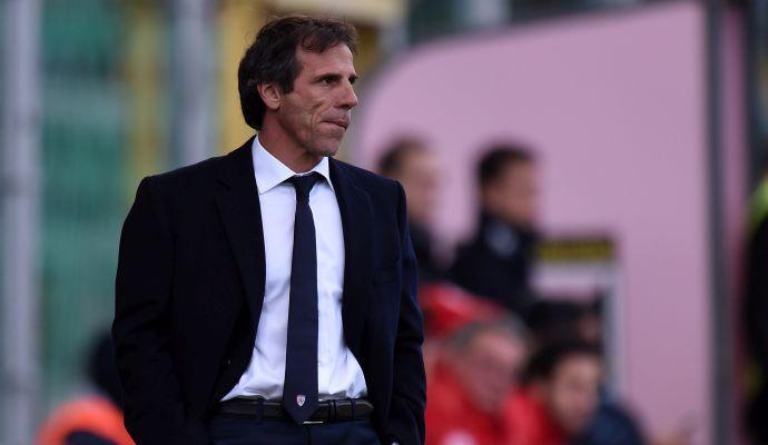 VIDEO Cagliari, Zola: 'Dimissioni? Penso ad altro'