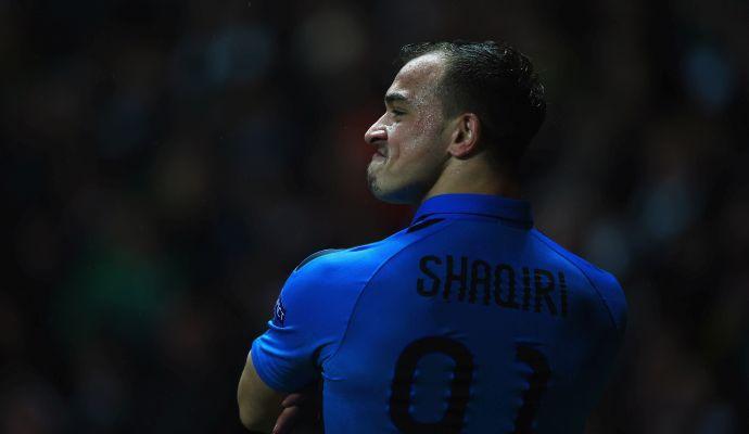 Shaqiri-Salah, duello di mercato: chi è più forte?