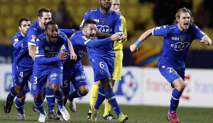 Francia, Coupe de la Ligue: Bastia in finale, Monaco sconfitto